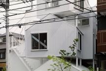 Dwellings of Japan / by Ivan