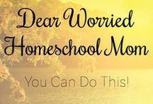Homeschooling / by Melissa Luciano
