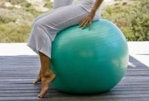Stability Ball / by Jenny M