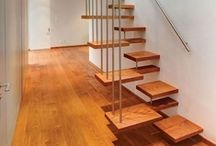 Up and Down / Beautiful and creative stairs