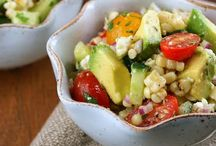 Salads / More ideas about delicious salads!