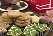 Christmas Cookie and Brownie Gifts