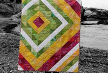 Quilted / Quilts. A rich sewing tradition, keeping us warm (literally) for centuries. I find this craftsmanship beautiful. Here are some of my favorites.