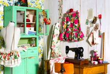 Craft room / by Elisabet Knytt