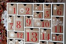 Food Free Advent Calendar Ideas / Great ways to celebrate the lead up to Christmas with Advent Calendars that are food free or suitable for the Failsafe diet.