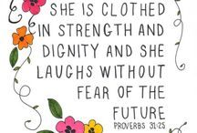 Hear Me / A woman of God should have every confidence to MOVE A MOUNTAIN in His holy and powerful name! / by Crista Cook