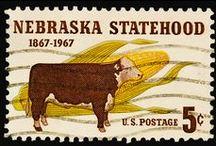 Vintage Stamps / Vintage postage stamps