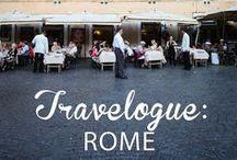 travels: Europe / by Nicole @ Treasure Tromp
