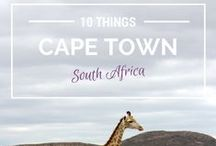 travels: South Africa