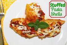 Pasta Recipes / Italian food, a family favorite!