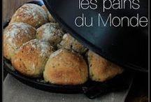 PAINS, Pâtes et Brioches