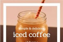 Beverage Recipes / Always in the mood for a nice beverage.