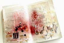 Art journals and Mixed Media / by Sarah Johnson
