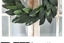 DIY Projects / DIY projects for the home. Rustic. Vintage Country. Farmhouse.
