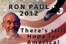 Ron Paul!!! / by Tori Timmer