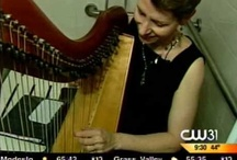 Anne Roos Music Videos / Watch Anne Roos play the Celtic Harp!