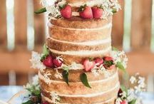 Wedding Cakes / Wedding cakes and event dessert tables ideas and images / by EXO Photography