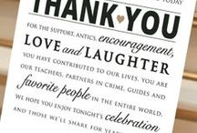 Thank You Cards / by EXO Photography