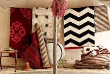 Vintage home/red