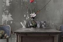 Vintage home/grey