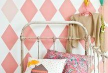 Vintage home/pink