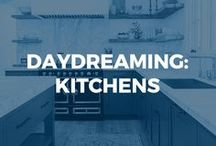 Daydreaming: Kitchens