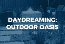 Daydreaming: Outdoor Oasis