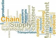 SCM Systems / Infographies, images and audio resources related with Supply Chain Management Systems