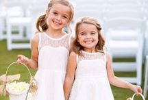 Flower Girls / Flower girls dresses, shoes and hair and anything in between / by EXO Photography