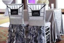 Chair Covers / Chair cover ideas and DIYs / by EXO Photography