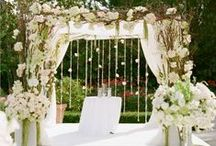 Chuppah / Chuppah designs and ideas for any bride / by EXO Photography