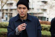 【MEN / DUDES】 / Men,Fashion,Look Book,Styles / by Oroshi Ponzu