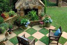 Mi Casa Su Casa--Backyard