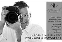 Corsi e workshop di fotografia / Corsi e workshop dedicati al mondo della fotografia. www.stefanolunardi.it