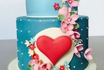 Art - Cake, Cookies, & Cupcakes / by Colleen Rainey