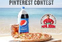 Papa John's #BetterSummer Contest / by Annemarie Zito