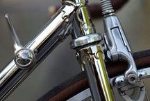 Chrome, Leather, Details / by Braddelcat