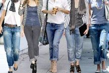 She Got that Style--Boyfriend Jeans / How to style/what to wear with boyfriend jeans