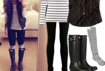 She Got that Style--Black Jeans/Leggings / How to style/what to wear with black jeans