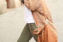 She Got that Style--Cargos / How to style/what to wear with cargo pants