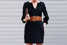She Got That Style--LBD / How to style/what to wear with little black dress