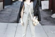 She Got that Style--Jumpsuits / How to style/what to wear with jumpsuits