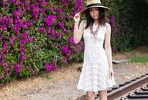 She Got that Style--LWDs / How to style/what to wear with little white dresses