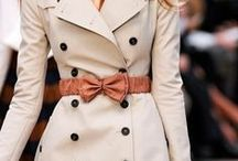 She Got that Style--Coats / How to style/what to wear with stylish coats