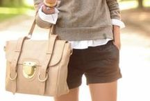 She Got that Style--Black Shorts / How to style/what to wear with black shorts
