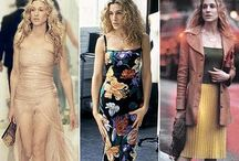 The Carrie Files / What would Carrie Bradshaw wear?  Sex and the City fashion