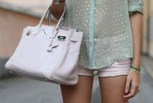 She Got that Style--White Shorts / How to style/what to wear with white shorts