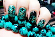 Manageable Manicures /  Nail art designs that look awesome, but don't take a day and a half to execute. :)