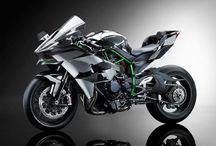 Motorcycles / Two wheels speedsters