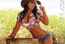 Country girls / Sexy country girls